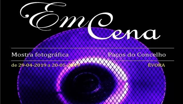 """Exposição """"Em Cena"""""""