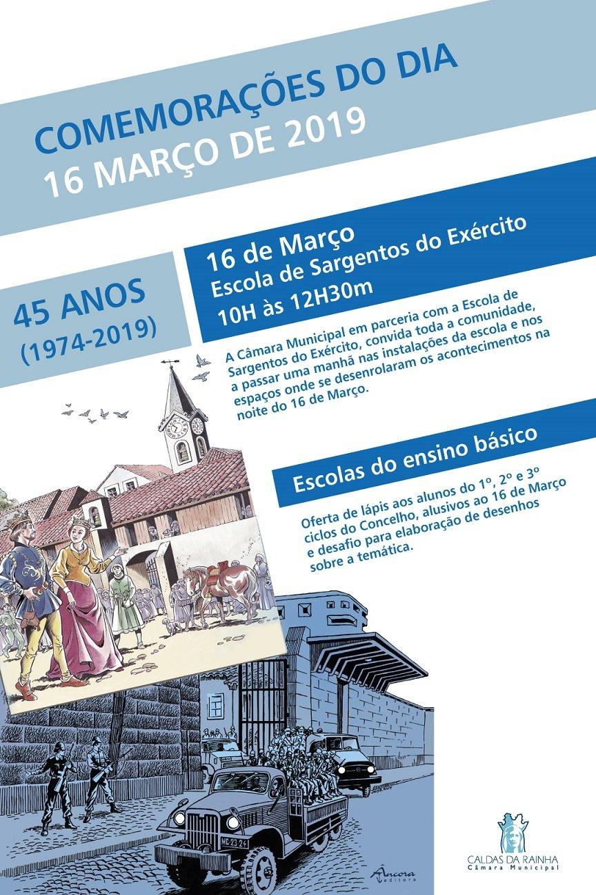 Comemorações do 16 de Março (Programa)
