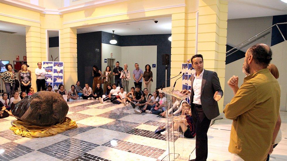 Exposición Nuestro Patrimonio Intangible en la Diputación de Badajoz