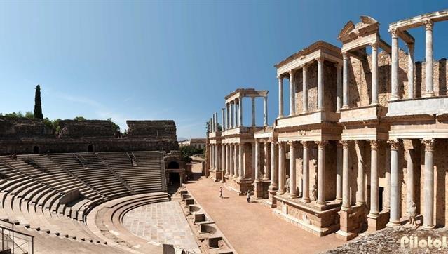 Visita Comentada a Mérida Romana
