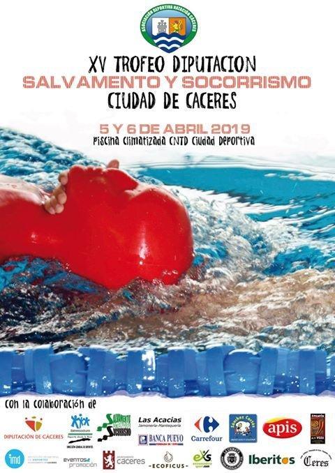 XV Trofeo Diputación Salvamento y Socorrismo