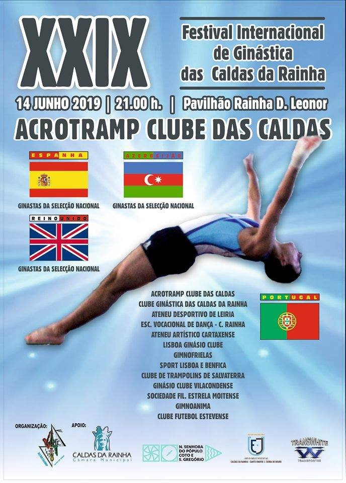 XXIX Festival Internacional de Ginástica - ACROTRAMP