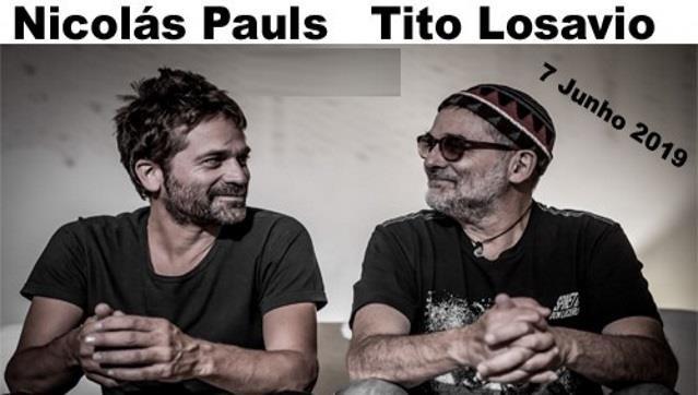 Nicolás Pauls – Tito Losavio