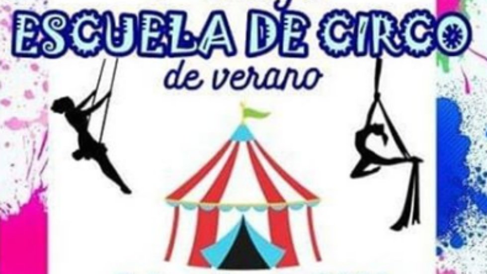 Escuela de circo de verano // 1 mayo