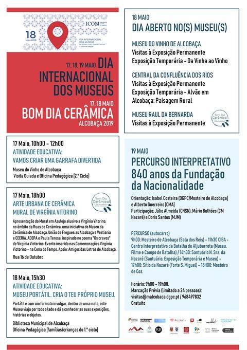 Dia Internacional dos Museus / Bom Dia Cerâmica