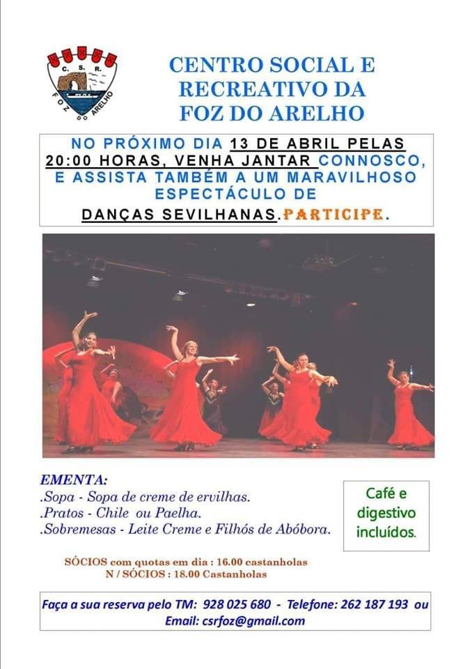 Danças Sevilhanas