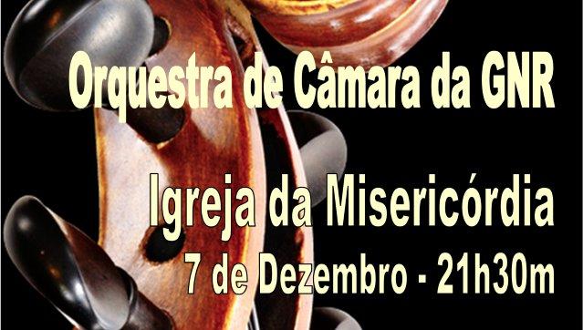 Concerto de Natal 2018 - Igreja da Misericórdia de Évora
