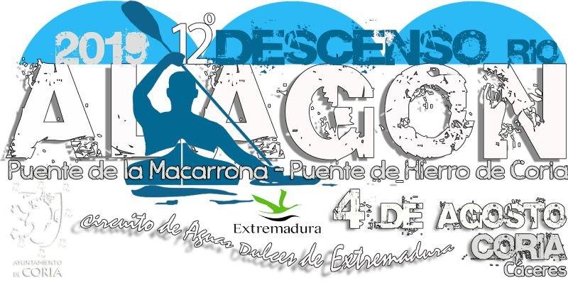 Apertura de inscripciones del XII Descenso Río Alagón - 2019