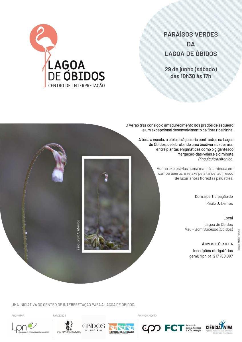 Paraísos Verdes da Lagoa de Óbidos