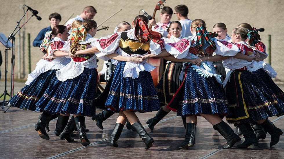 XVIII Festival Folklórico Nacional Infantil de Badajoz
