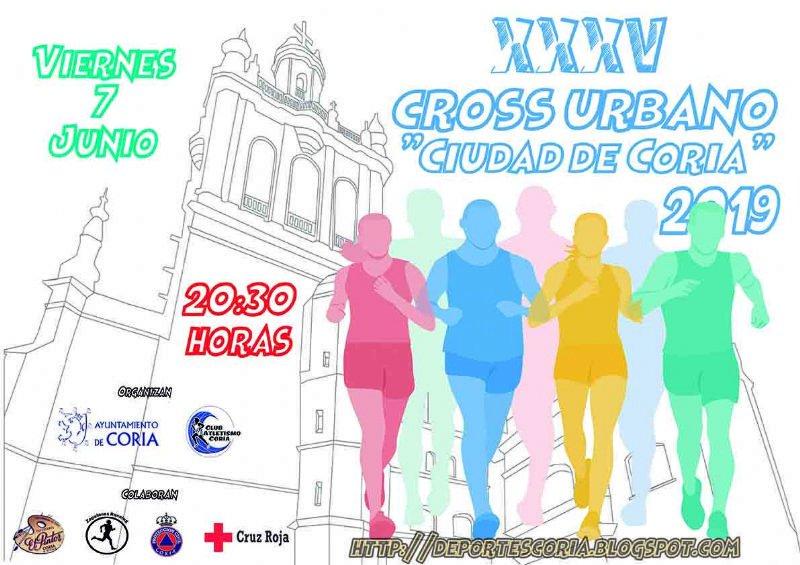 XXXV Cross Urbano 'Ciudad de Coria'
