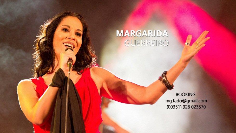El rincón del fado: Margarida Guerreiro - Fundación CB