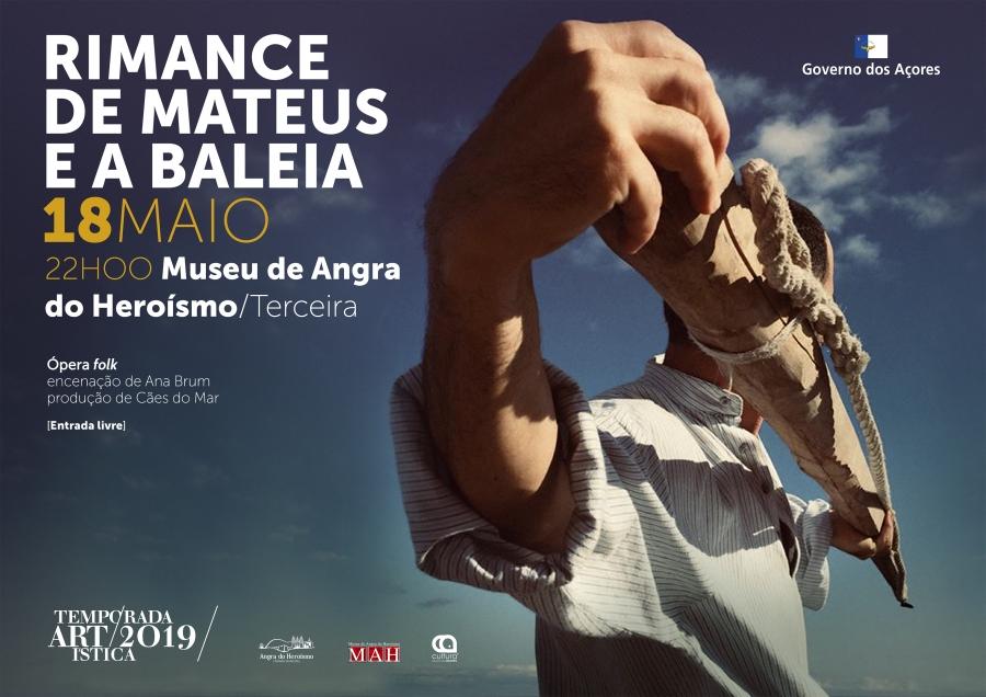 Rimance de Mateus e a Baleia | Temporada Artística 2019