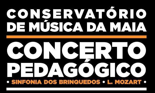Concerto Pedagógico do Conservatório de Música da Maia