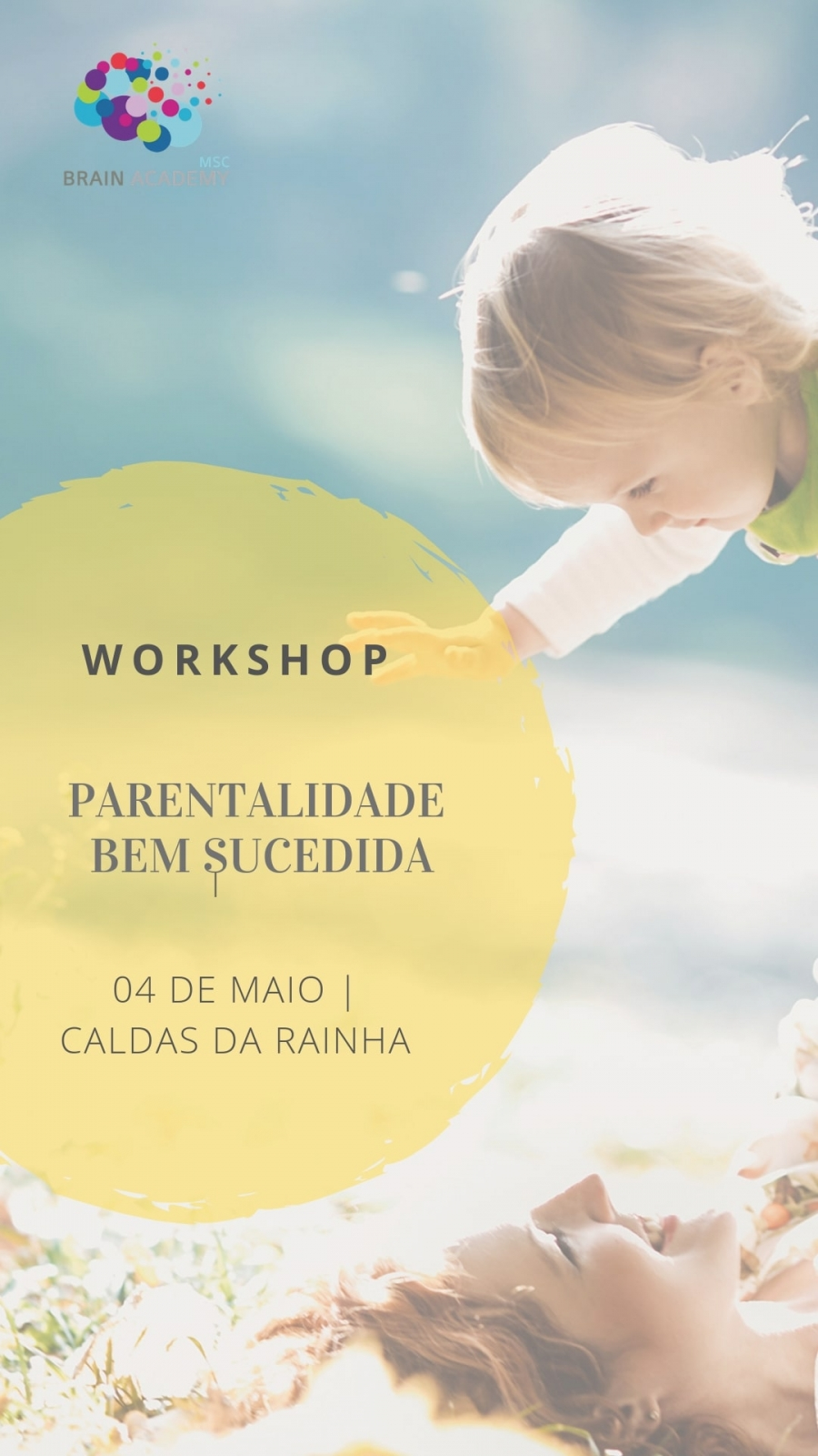 Workshop Parentalidade Bem Sucedida