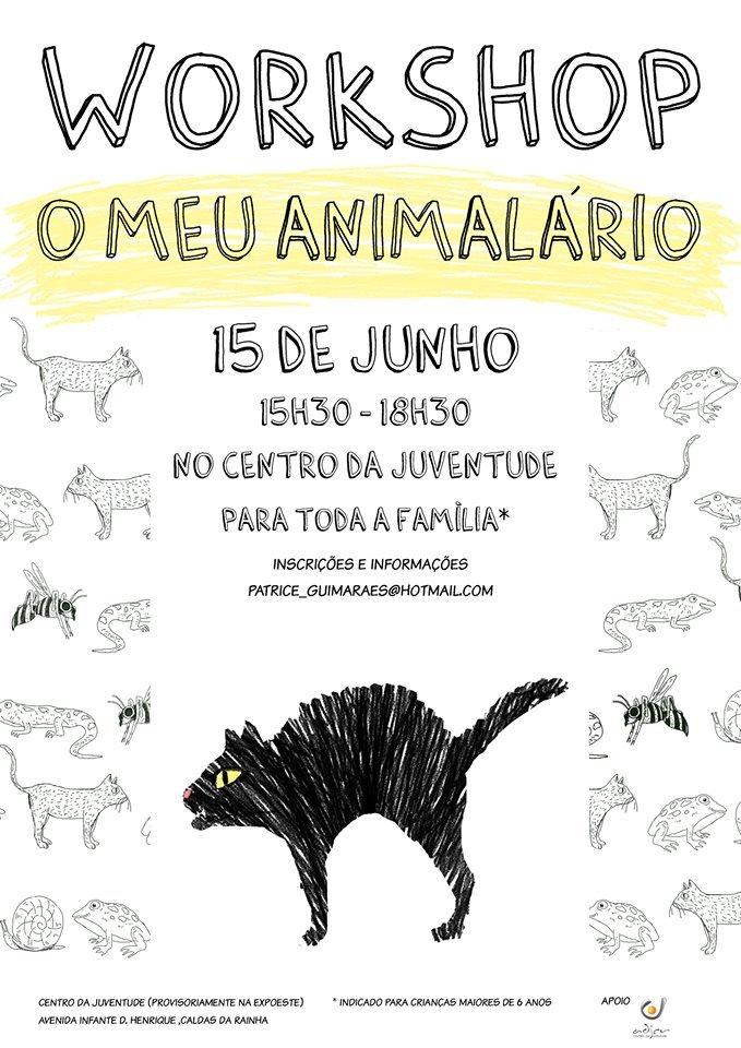 Workshop 'O Meu Animalário'