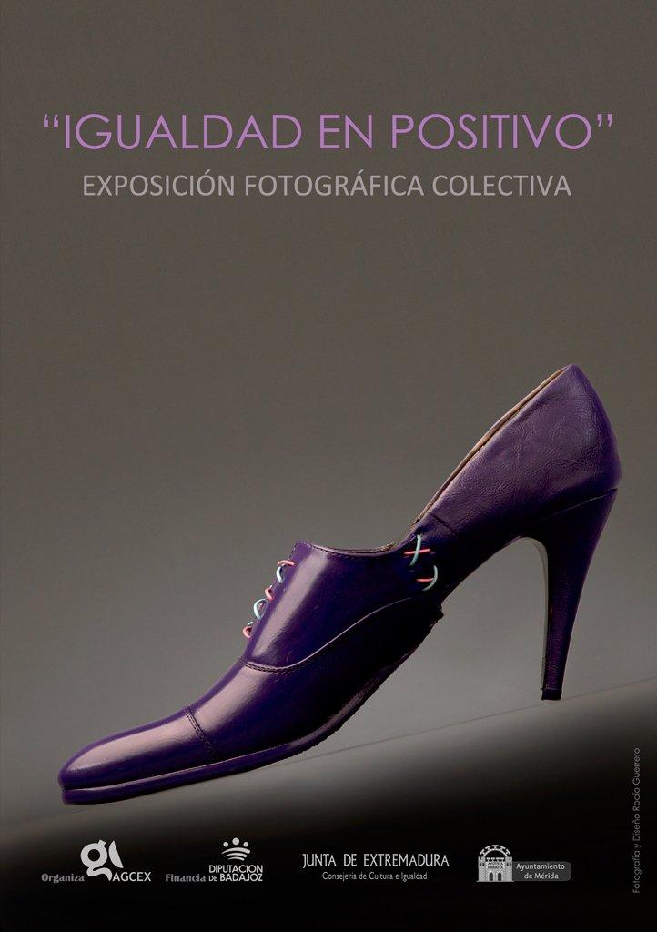 Exposición fotográfica 'Igualdad en positivo'