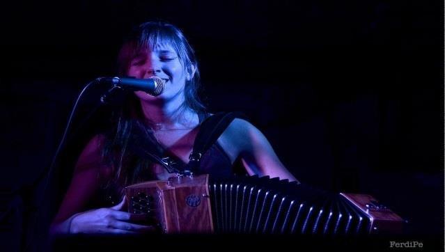 Concerto Baile Folk com Eva Parmenter