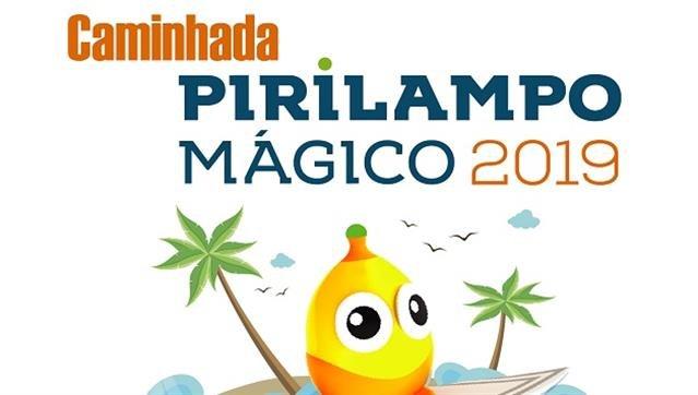 Caminhada Pirilampo Mágico 2019