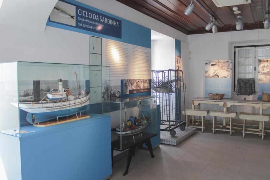 Exposições permanentes no Arquivo Histórico Municipal António Rosa Mendes
