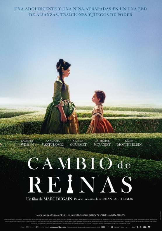 CAMBIO DE REINAS,  L´èchange des princesses