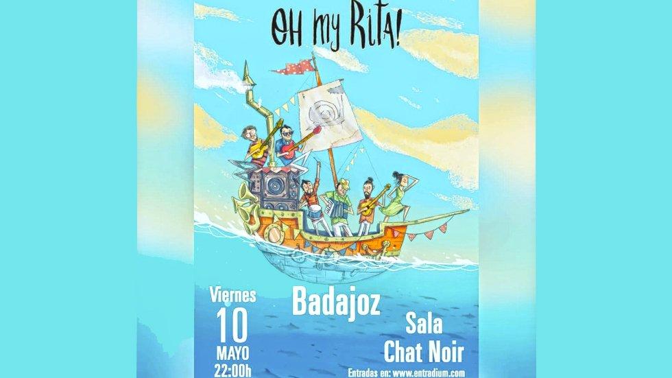 `OH My RITA´en la sala Chat Noir