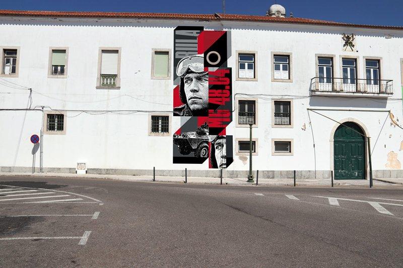 Pintura Mural, João Samina