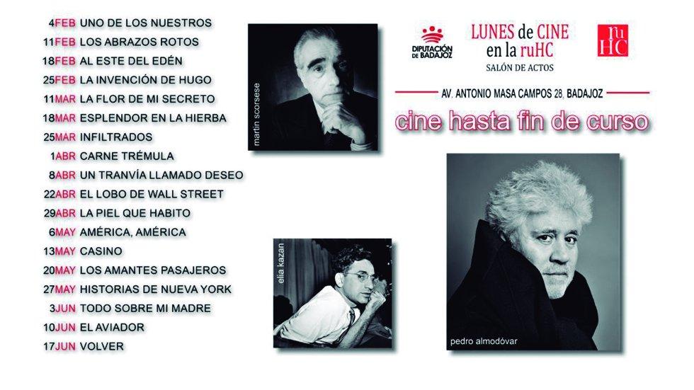 Lunes de Cine en la Residencia Univesitaria Hernán Cortés