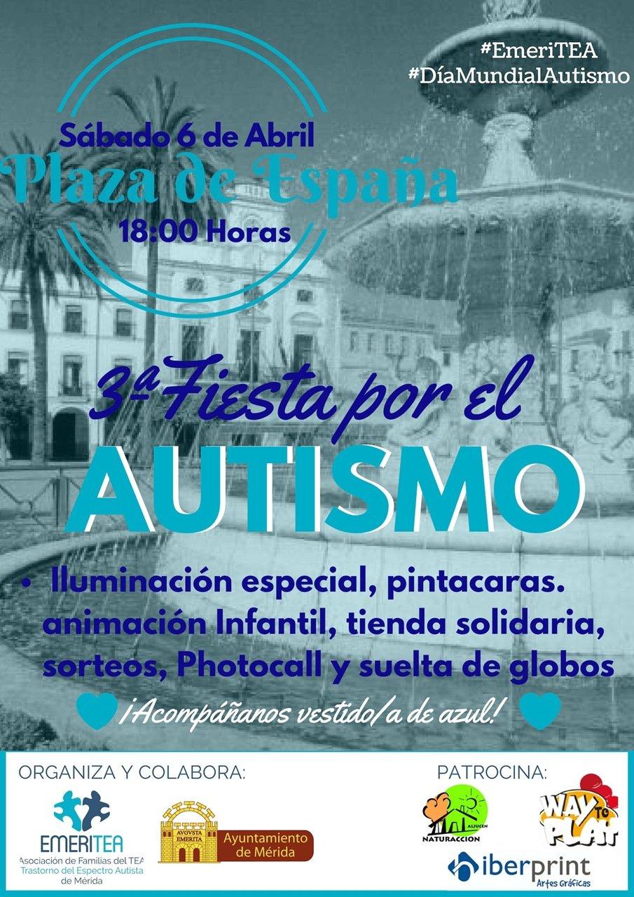 3ª Fiesta por el Autismo
