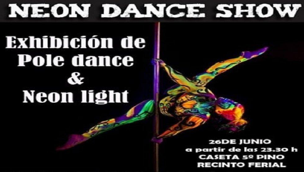 Neon Dance Show - Be a Rainbow Badajoz