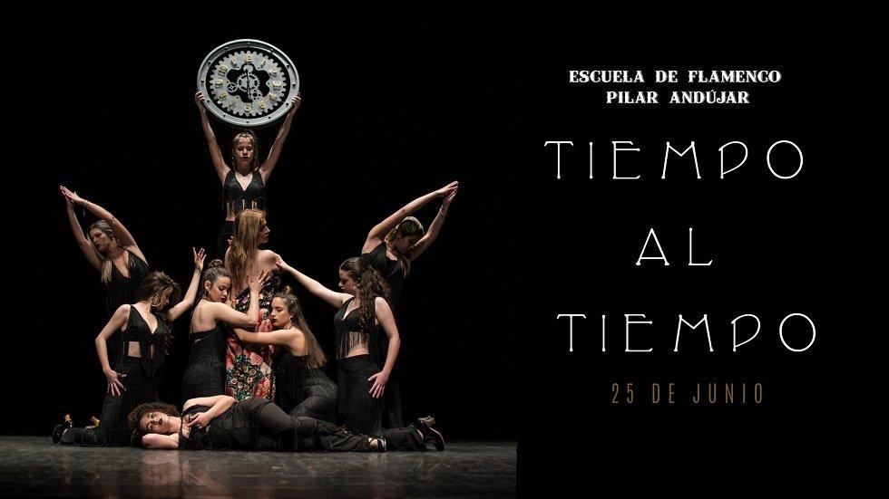 """""""Tiempo al tiempo"""" - Escuela de Flamenco Pilar Andújar"""