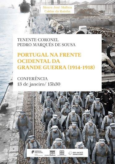 Conferência do Tenente-Coronel Pedro Marquês de Sousa