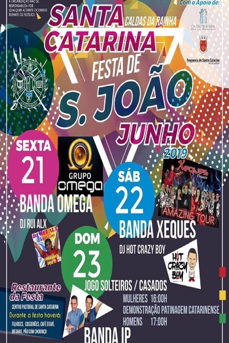 Festa de São João em Santa Catarina