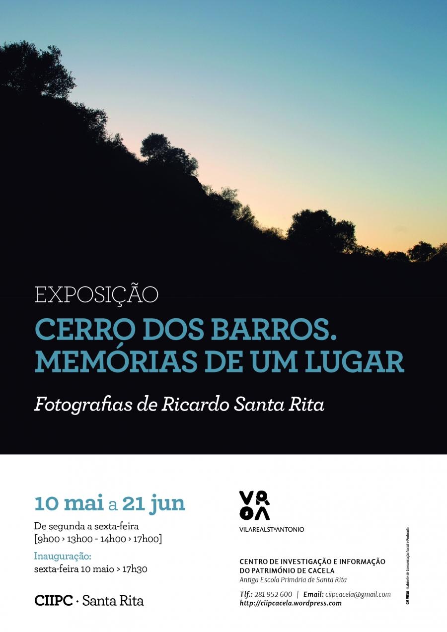 Cerro dos Barros. Memórias de um lugar