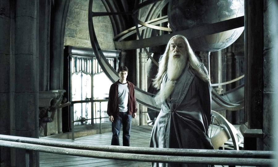 Harry Potter e o Príncipe Misterioso