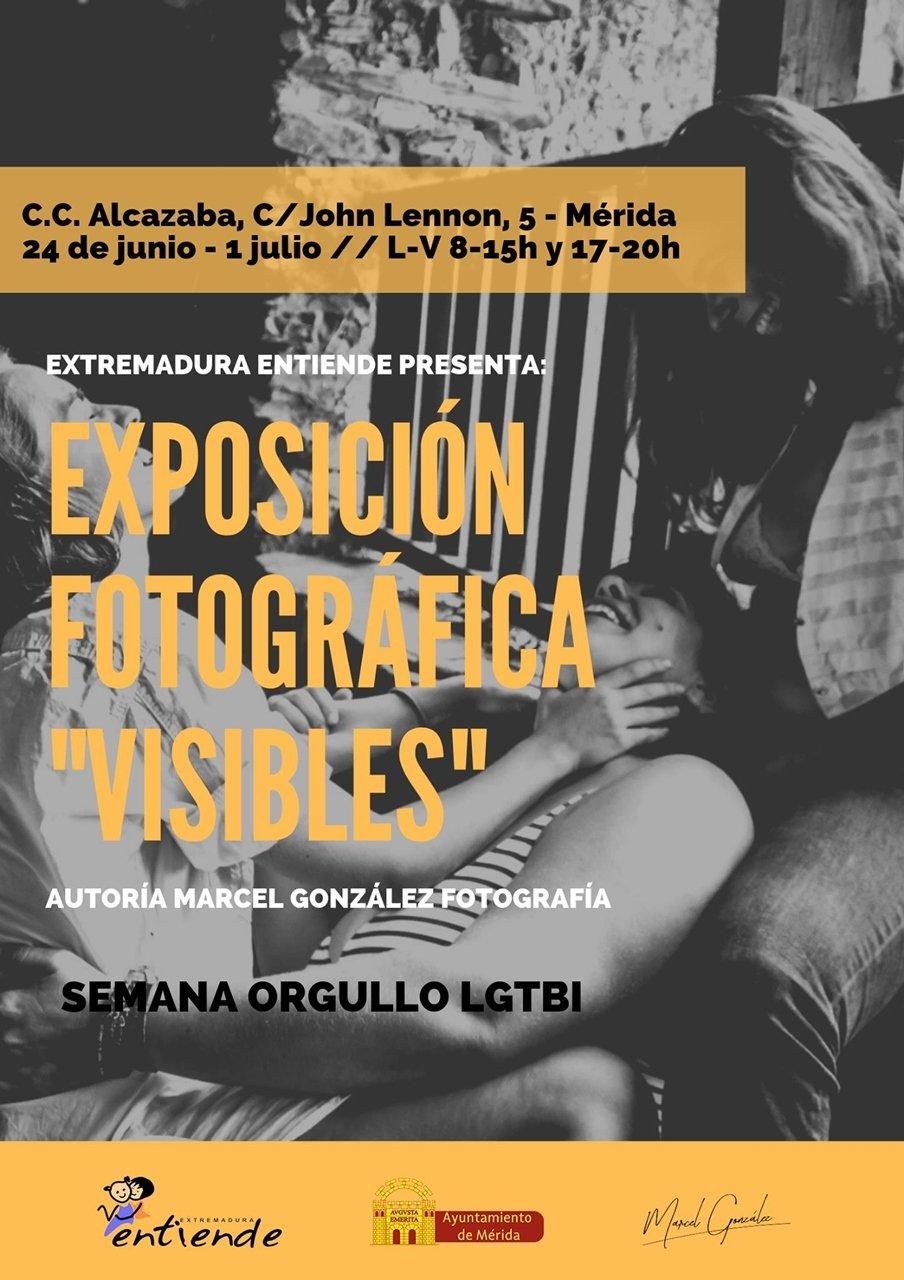 Exposición fotográfica 'Visibles'
