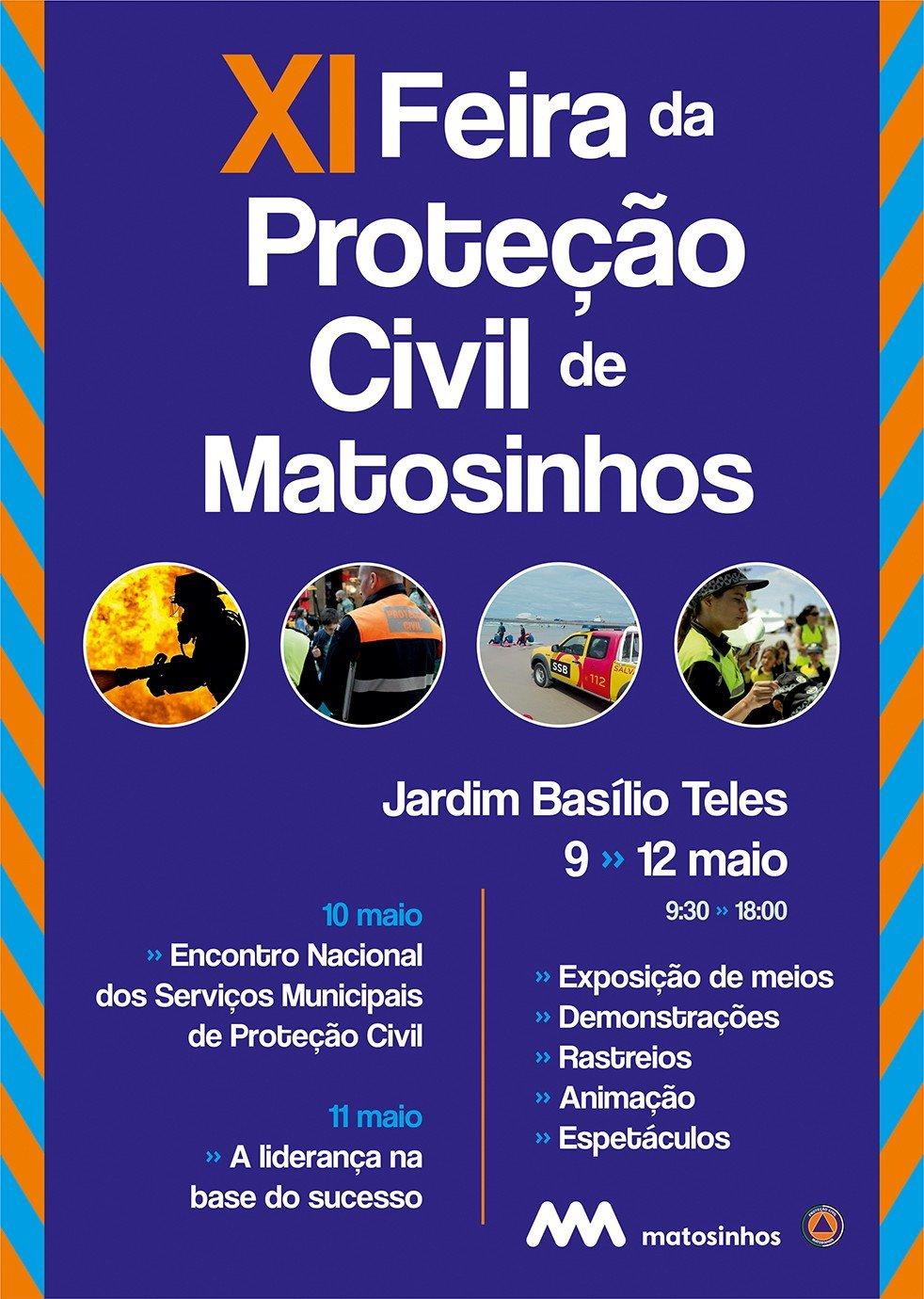 XI Feira da Proteção Civil