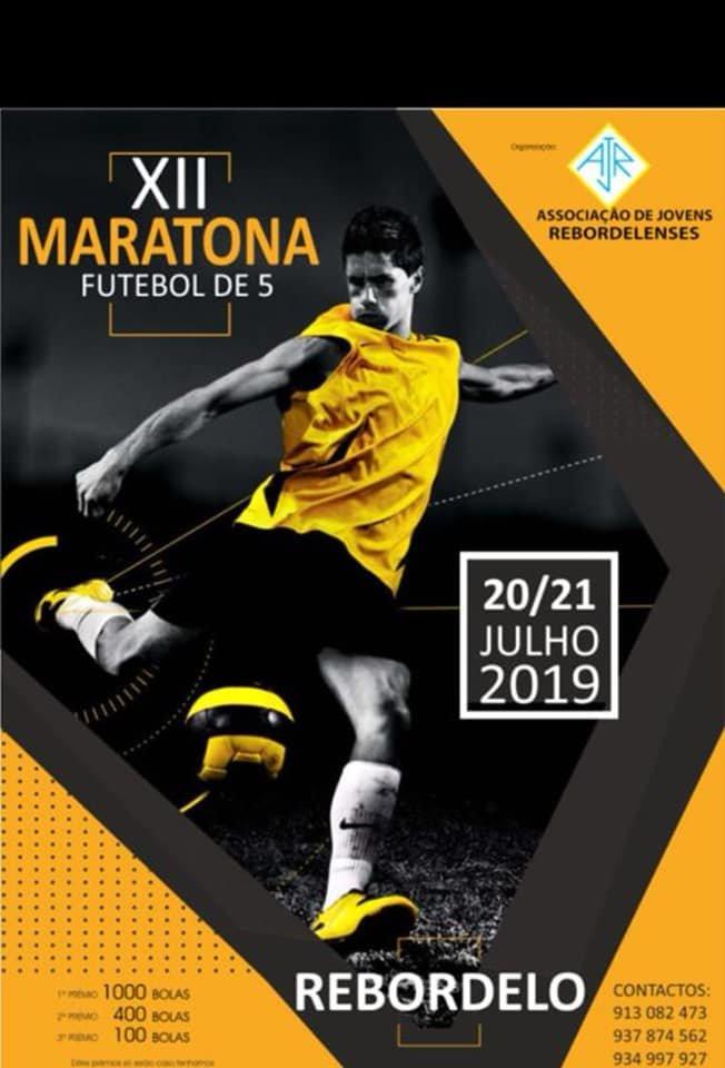 XII Maratona Futebol 5