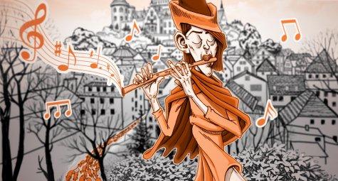 Flautista de Hamelin