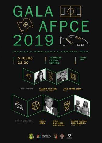 Gala AFPCE 2019