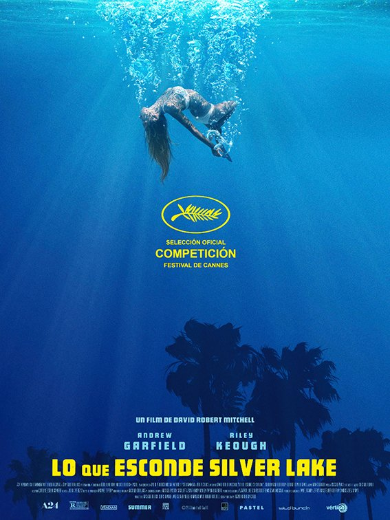 """Cine Filmoteca: """"Lo que esconde Silver Lake"""""""