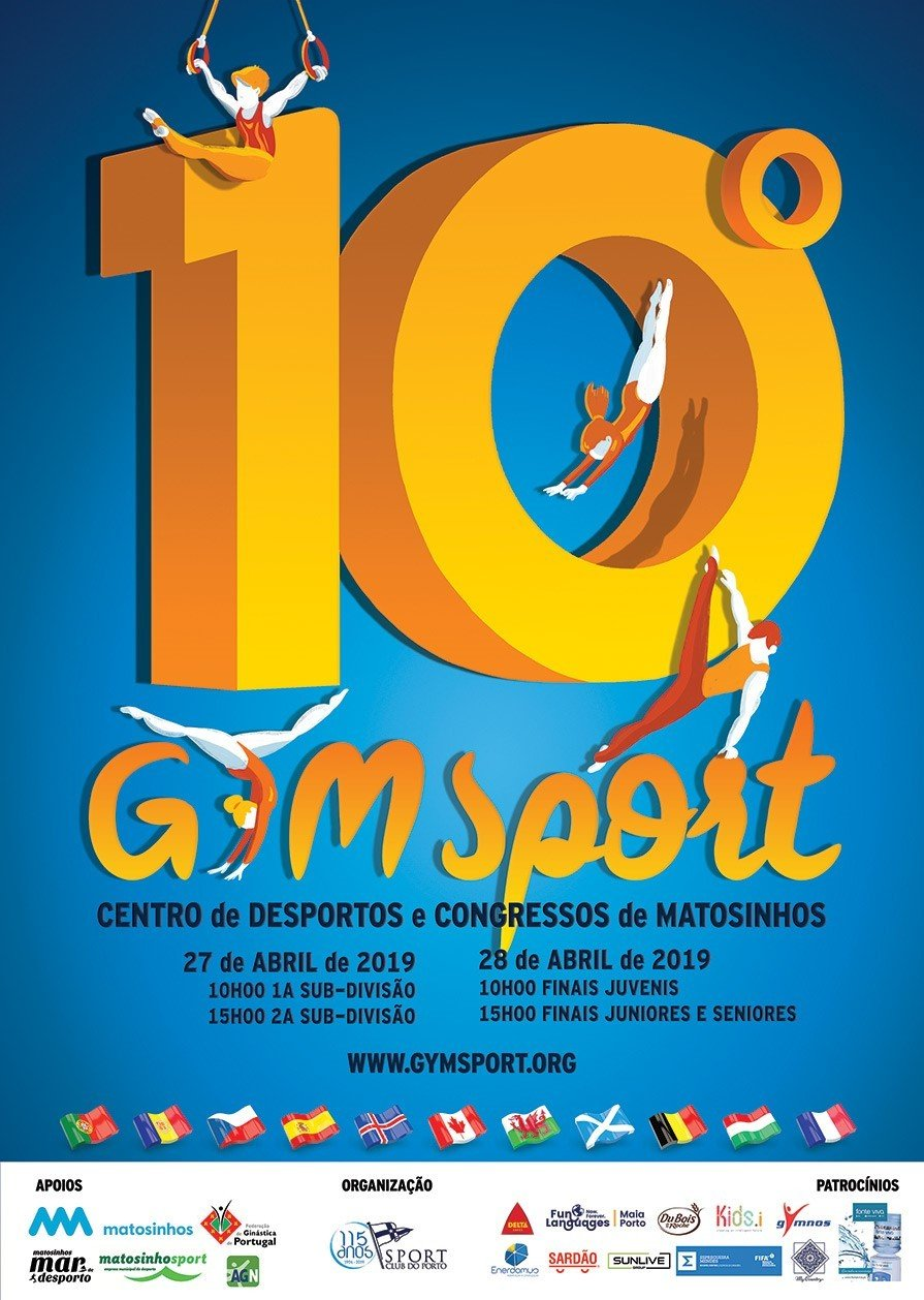 10.º Gym Sport