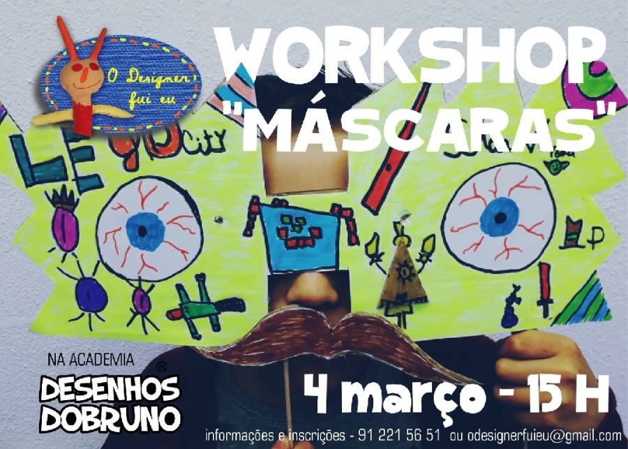 Workshop 'Máscaras'