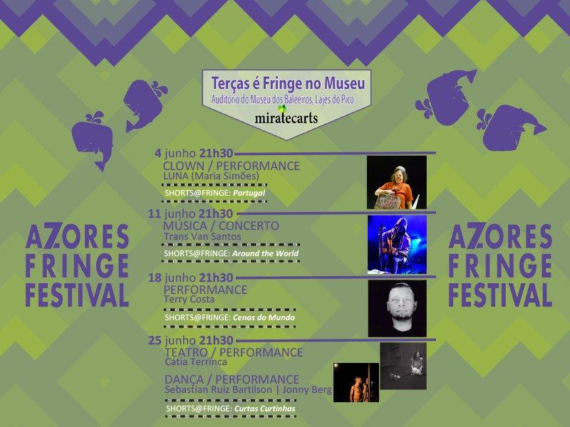Azores Fringe Festival - 7ª edição