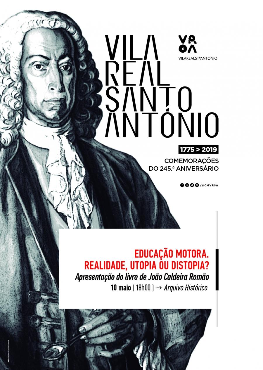 Apresentação do livro «Educação Motora. Realidade, utopia ou distopia?»