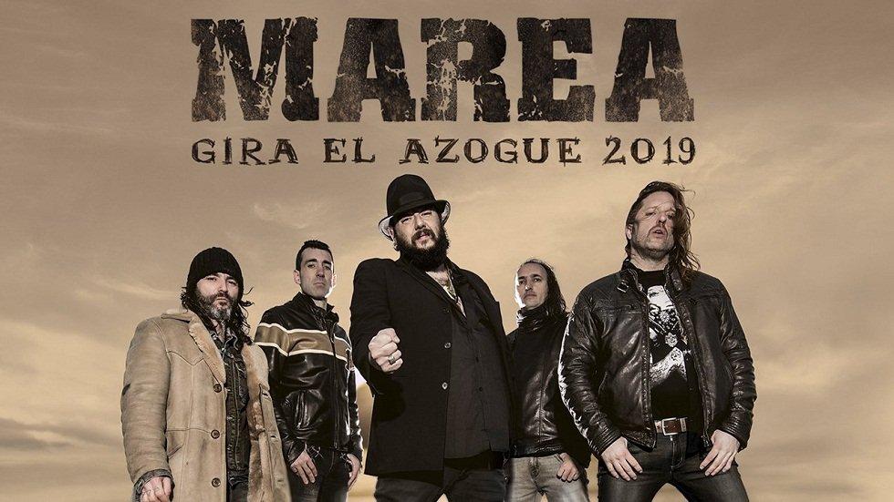 Concierto de Marea - Feria de San Juan Badajoz 2019