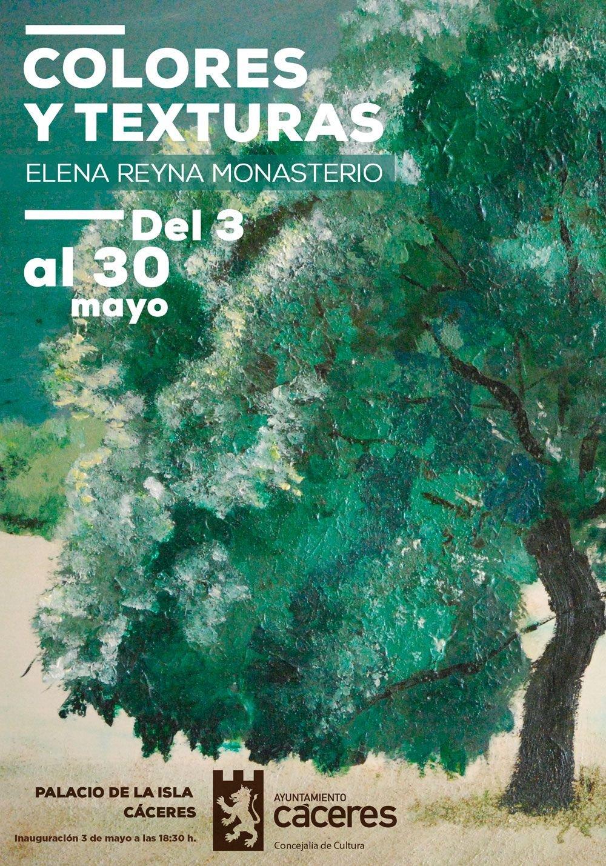 Exposición de Pintura: Colores y Texturas