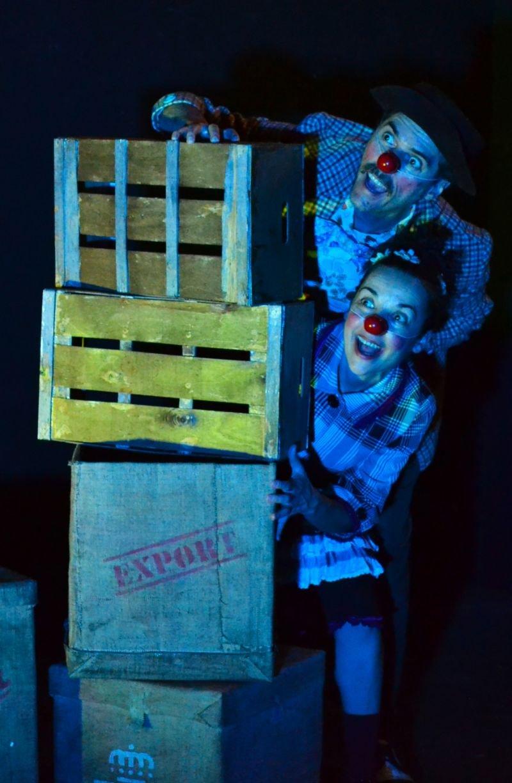 "Teatro familiar: ""Clown sin tierra"""