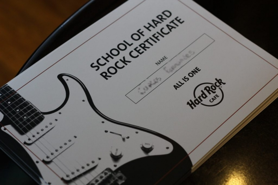 Escola do Hard Rock