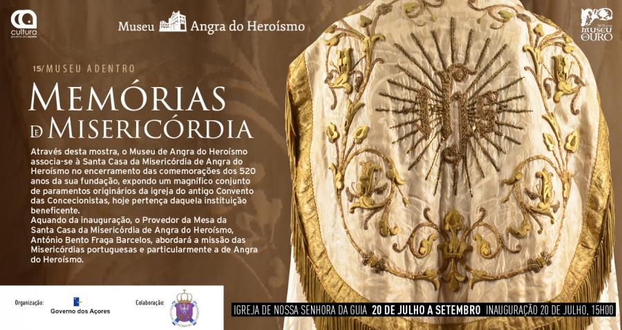 15/ Museu Adentro - Memórias de Misericórdia